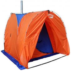 Палатка с тамбуром для мобильной бани Теплодар Алтай
