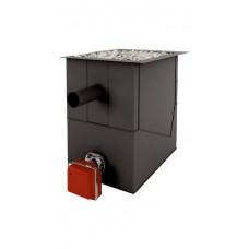 Газовая банная печь-каменка для коммерческого применения «КомПАР»