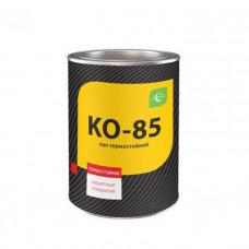 Лак для печей и каминов КО-85 (0,8л)