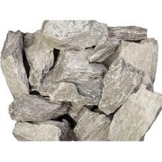 Камни для бани Талькохлорит колотый 20кг