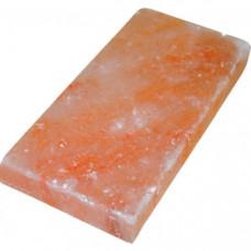 Гималайская соль. Плитка шлифованная 20х10х2.5см