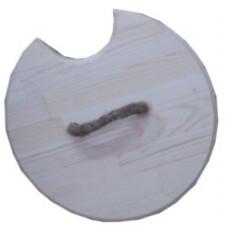 Крышка для запарника с нержавеющей вставкой 15л КРН-15