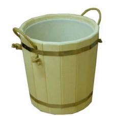 Запарник для бани 10л с пластмассовой вставкой ЗП-10
