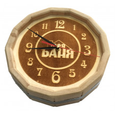 "Часы для бани ""Бочонок"" (ЧБ-Т)"