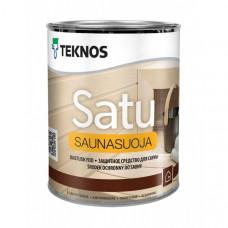 Пропитка для бани TEKNOS SATU SAUNASUOJA 0,9л