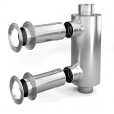 Отопитель натрубный-1 TMF Ø115 1/0,5мм 1м нн