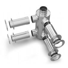 Отопитель натрубный-2 TMF Ø115 1/0,5мм 0,65м нн