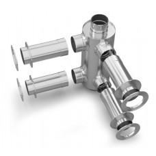 Отопитель натрубный-2 TMF Ø115 1/0,5мм 1м нн