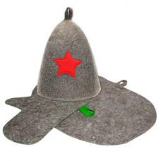 """Подарочный набор """"Звезда"""" в подарочной коробке арт.Б32321"""