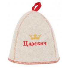 """Шапка для бани детская """"Царевич"""" арт.Б41101"""