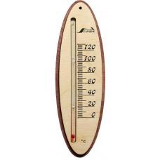 Термометр для бани овальный арт.Б11580