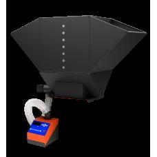 Автоматическая пеллетная горелка АПГ-42 (2017)